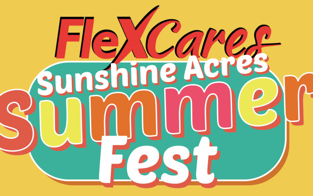 FlexPrint's FlexCares Program Proudly Supports Sunshine Acres with an Ultimate Summer Fest Series